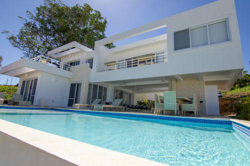 #5 Modern and spacious villa in gated community Sosua