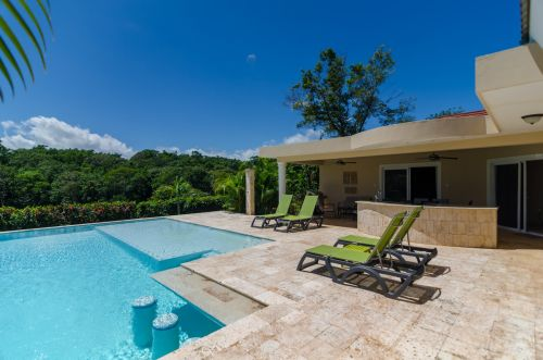 #0 New Villa with Swimming Pool in gated community