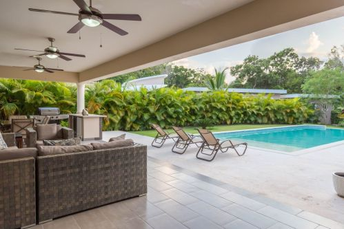 #1 New Villa with Swimming Pool in gated community