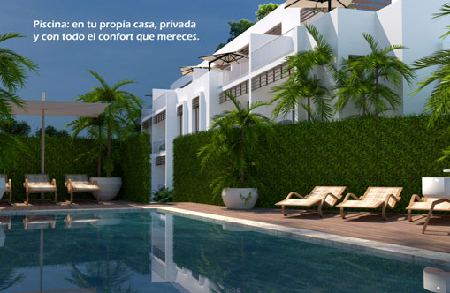 #1 Modern condos for sale in downtown Sosua