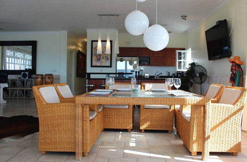 #4 Luxury Oceanfront Penthouse with 3 bedrooms in Sosua