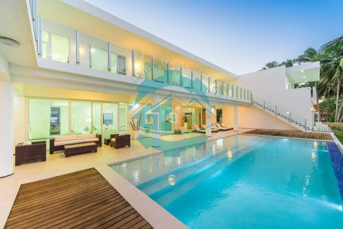 #12 Modern Luxury Beachfront Villa for sale in Cabarete