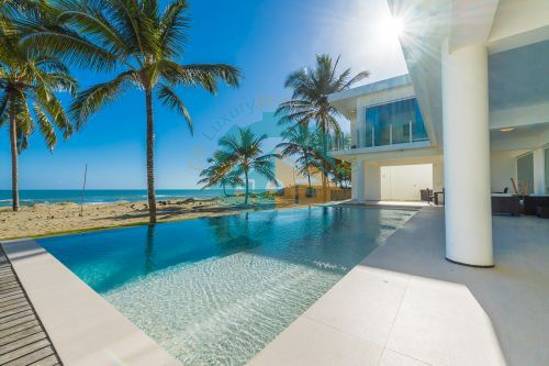 #13 Modern Luxury Beachfront Villa for sale in Cabarete