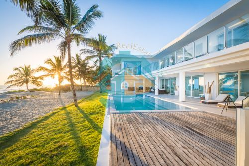 #1 Modern Luxury Beachfront Villa for sale in Cabarete