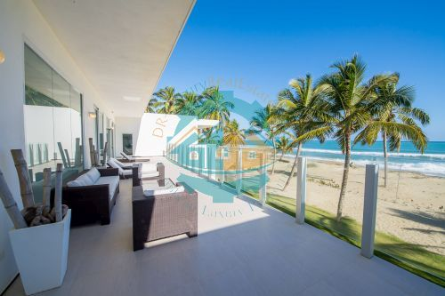 #2 Modern Luxury Beachfront Villa for sale in Cabarete