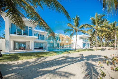 #3 Modern Luxury Beachfront Villa for sale in Cabarete