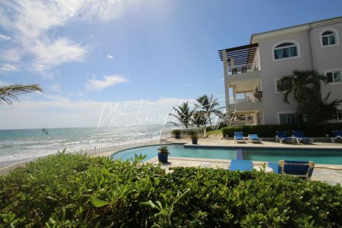 #17 Lovely two bedroom beachfront condo
