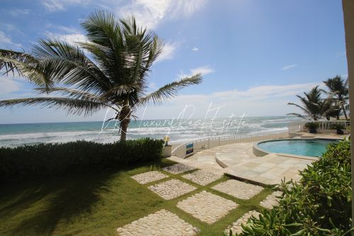#18 Lovely two bedroom beachfront condo