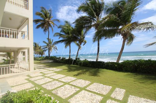 #2 Lovely two bedroom beachfront condo