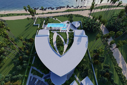 #2 Beautifully designed villas in gated community