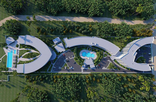 #4 Beautifully designed villas in gated community