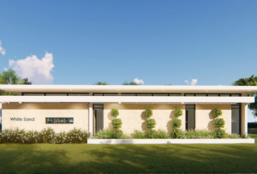 #3 Build to Order - Modern villa with two bedrooms inside gated community